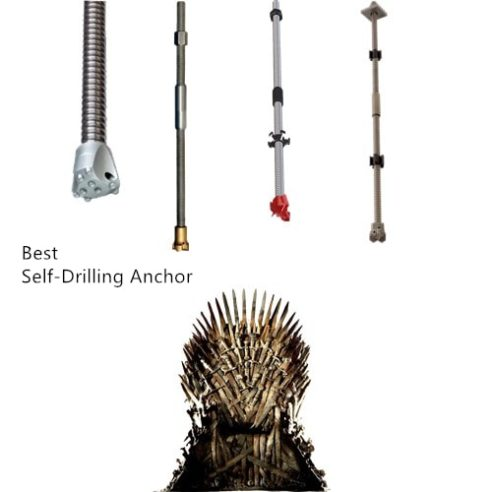 A history of Self-Drilling Anchor (Game of Thrones version)