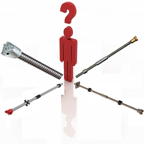 What should we concern when purchasing self-drilling anchor?