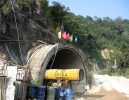 Tunnels applied Self-Drilling Anchors