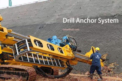 Drilling Anchor System